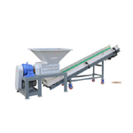 Twin Shaft Plastic Shredder